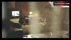 Isabelle Adjani Sitting Тaked – Mortelle Randonnee