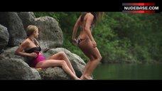 Briana Evigan Bikini Scene – Mine Games