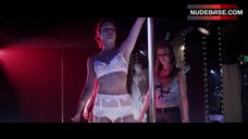 Briana Evigan Striptease in Lingerie – Lap Dance