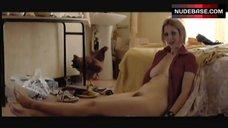 Sandrine Kiberlin Naked Boobs and Bush – For Sale