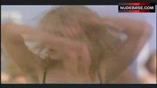 1. Valeria Marini Hot Dance in Bikini – Bambola
