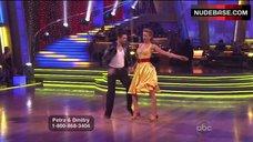 1. Petra Nemcova Hot Scene – Dancing With The Stars