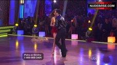 2. Petra Nemcova Hot Scene – Dancing With The Stars