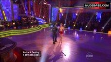 3. Petra Nemcova Hot Scene – Dancing With The Stars
