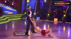 4. Petra Nemcova Hot Scene – Dancing With The Stars