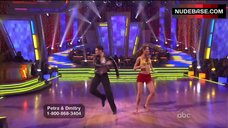 5. Petra Nemcova Hot Scene – Dancing With The Stars
