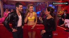 1. Petra Nemcova Sexy Scene – Dancing With The Stars