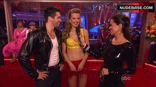 4. Petra Nemcova Sexy Scene – Dancing With The Stars