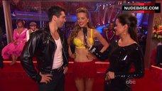 5. Petra Nemcova Sexy Scene – Dancing With The Stars