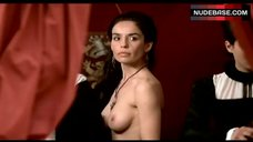 7. Blanca Marsillach Shows Nude Tits – Day Of Wrath