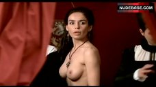 Blanca Marsillach Shows Nude Tits – Day Of Wrath