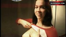 Ava Santana Nipple Flash – Outtake Reel