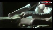 Olivia Pascal Nude Tits and Bush – Behind Convent Walls