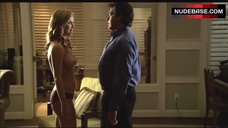Willa Ford Topless in Lace Panties – Impulse