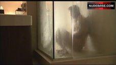 Willa Ford Nude in Shower Cabin – Impulse