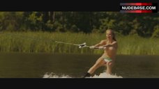 Willa Ford Topless Skate on Water Skiing – Friday The 13Th