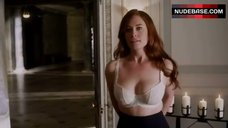 Melissa Archer Hot in Bra – Excuse Me For Living