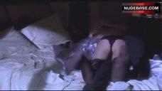 Sabrina Aldridge Butt in Black Thong – April Fool'S Day
