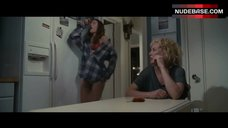 1. Amanda Crew Lingerie Scene – Crazy Kind Of Love