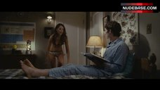 4. Amanda Crew Underwear Scene – Crazy Kind Of Love