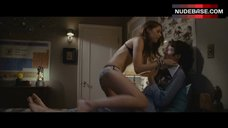 5. Amanda Crew Underwear Scene – Crazy Kind Of Love