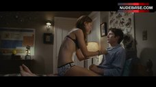 7. Amanda Crew Underwear Scene – Crazy Kind Of Love