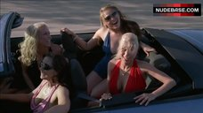 2. Cassie Young Shows Naked Breasts – Entourage