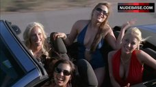 3. Cassie Young Shows Naked Breasts – Entourage