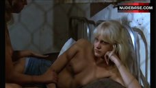 Uta Koepke Topless in Lesbian Scene – Sadomania - Holle Der Lust