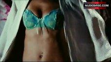 Dania Ramirez Shows Sexy Lingerie – The Fifth Commandment