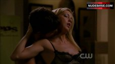Sexuality Katie Cassidy in Lingerie Scene – Melrose Place