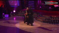1. Cheryl Burke Dance in Lingerie – Dancing With The Stars