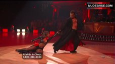 3. Cheryl Burke Dance in Lingerie – Dancing With The Stars