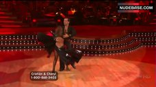 4. Cheryl Burke Dance in Lingerie – Dancing With The Stars