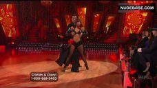Cheryl Burke Dance in Lingerie – Dancing With The Stars
