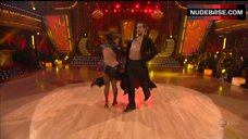 8. Cheryl Burke Dance in Lingerie – Dancing With The Stars