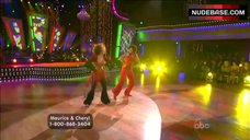4. Cheryl Burke Sexy Dance – Dancing With The Stars