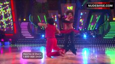 7. Cheryl Burke Sexy Dance – Dancing With The Stars