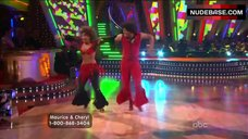 8. Cheryl Burke Sexy Dance – Dancing With The Stars