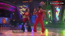 9. Cheryl Burke Sexy Dance – Dancing With The Stars