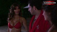 Brandi Williams Hot in Red Bikini – Dinocroc Vs. Supergator