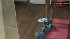 3. Misty Meeler Topless in Shower – Knock Knock