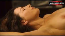 Ayelet Zurer Boobs Scene – Fugitive Pieces