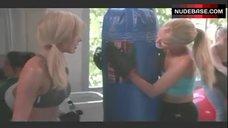 Krista Allen in Sports Bra – Totally Blonde