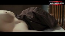 Gemma Arterton Topless in Bed – The Disappearance Of Alice Creed