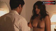 Simonetta Stefanelli Bare Tits – The Godfather
