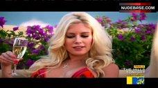 Heidi Montag Bikini Scene – The Hills