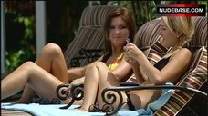 Heidi Montag in Black Bikini – The Hills