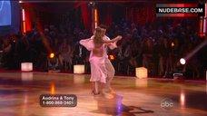 8. Audrina Patridge in Shine Bikini Top – Dancing With The Stars