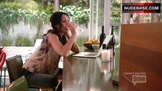 1. Lisa Edelstin Shows Panties – Girlfriends' Guide To Divorce